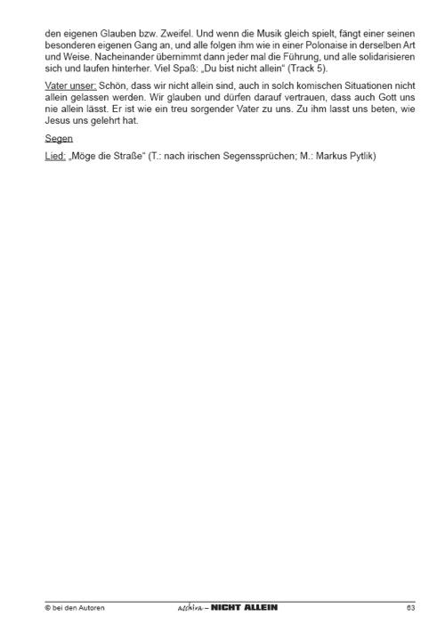 Du bist nicht allein - Praxismodell - Seite 2